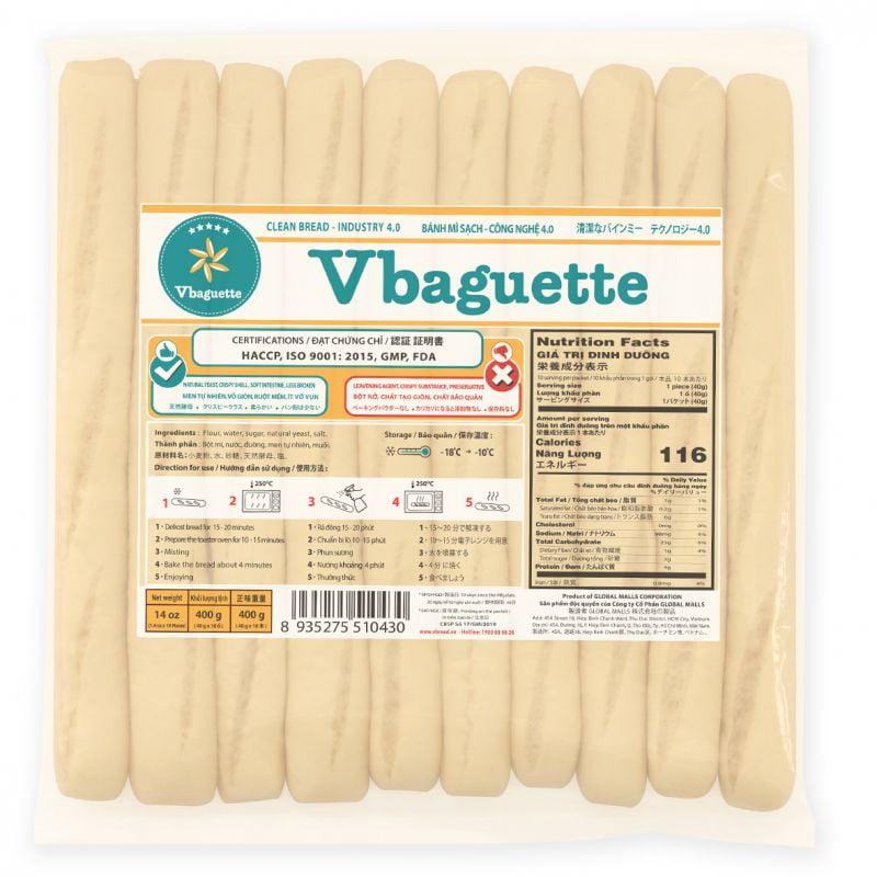 Bánh mì que Vbaguette