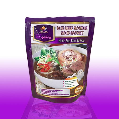 Gói súp bún bò Huế - GFnature Hue Beef Noodle Soup packet