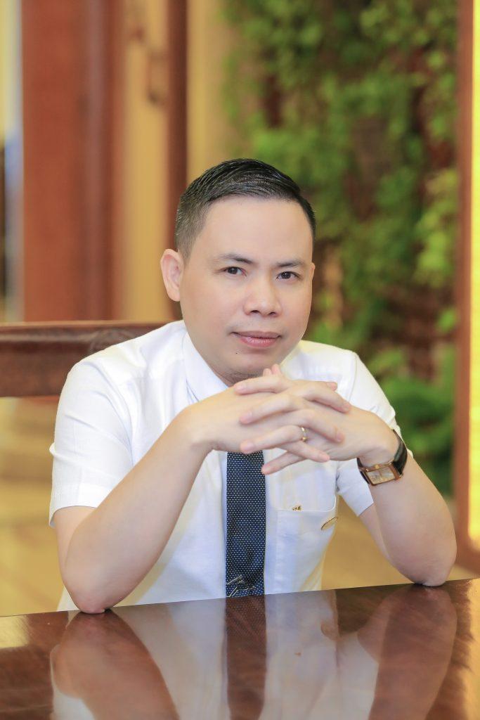 Ông Nguyễn Quốc Phú – Chủ tịch HĐQT công ty Global Malls