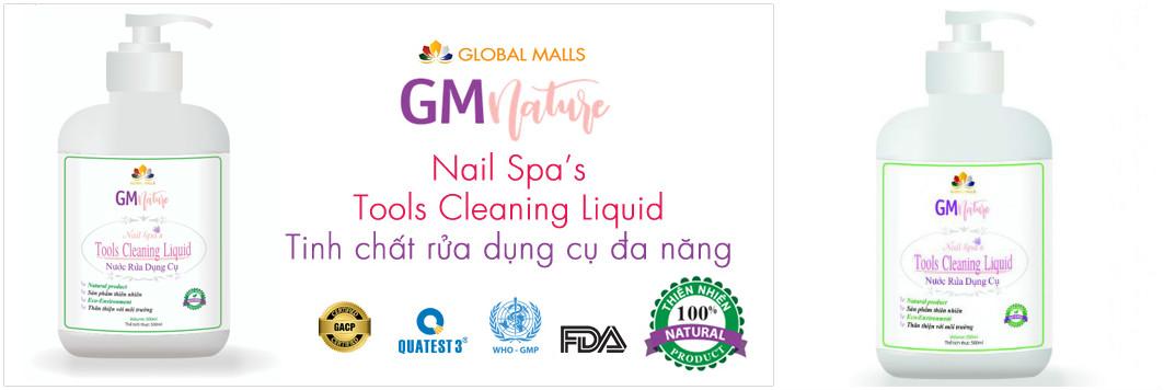 Tinh chất rửa dụng cụ đa năng GMnature