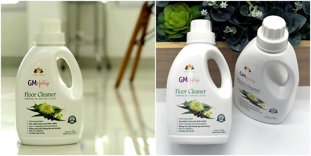 tinh chất lau sàn gmnature 100% natural